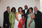The Hargrove family at my wedding 3/20/10